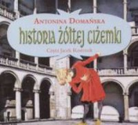 Historia żółtej ciżemki (CD) - pudełko audiobooku