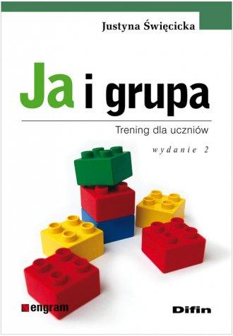 Ja i grupa. Trening dla uczniów - okładka książki