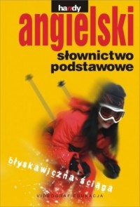 Język angielski. Słownictwo podstawowe - okładka podręcznika