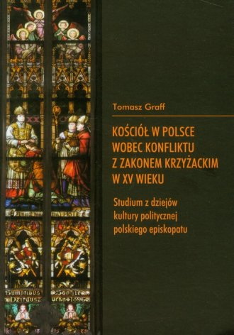 Kościół w Polsce wobec konfliktu - okładka książki