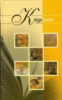 Księga imion - okładka książki