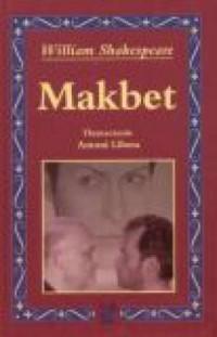 Makbet - okładka książki