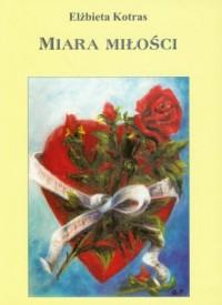 Miara miłości - okładka książki