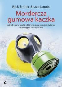 Mordercza gumowa kaczka - okładka książki