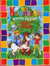 Pałka Tatarka. Wiersze dla dzieci - okładka książki