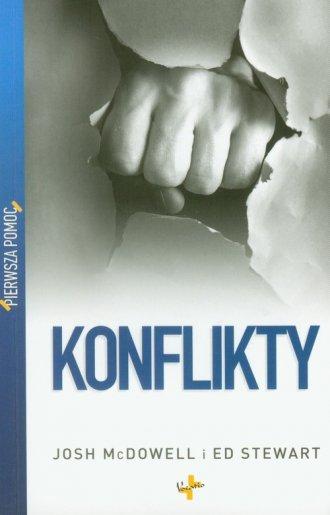 Pierwsza pomoc. Konflikty - okładka książki