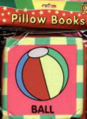 Pillow Books - okładka książki