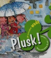 Plusk. Jak oszczędzać wodę - okładka książki