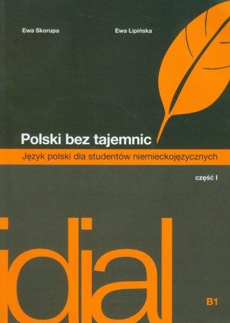 Polski bez tajemnic cz. 1 (+ CD) - okładka książki