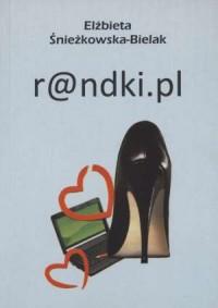 Randki - okładka książki