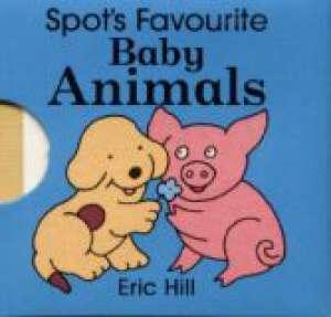Spot s Blocks... Baby Animals - okładka książki