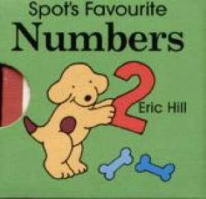 Spot s Blocks... Numbers - okładka książki