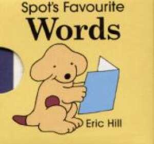 Spot s Blocks... Words - okładka książki