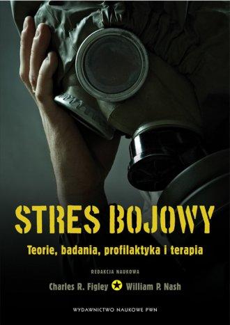 Stres bojowy - okładka książki