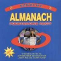 Szkolny almanach. Podstawowe fakty - okładka książki