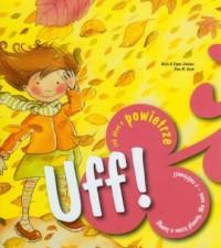 Uff. Jak dbać o powietrze - okładka książki