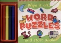 Wipe it off... Word puzzles - okładka książki