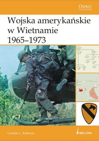 Wojska amerykańskie w Wietnamie - okładka książki