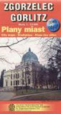 Zgorzelec Gorlitz. Plany miast - okładka książki