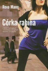 Córka rabina - okładka książki