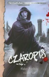 Czaropis - okładka książki