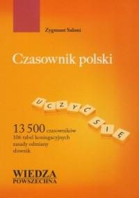 Czasownik polski - Zygmunt Saloni - okładka książki