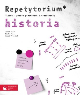 Historia. Repetytorium. Pakiet - okładka podręcznika
