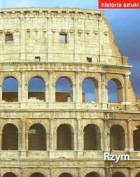 Historia sztuki. Tom 3. Rzym - - okładka książki