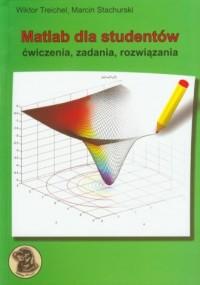 Matlab dla studentów - okładka książki