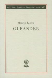 Oleander - okładka książki