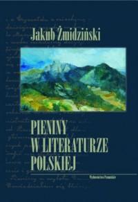 Pieniny w literaturze polskiej - okładka książki