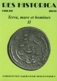 Res Historica. Tom 29 (2010) - okładka książki