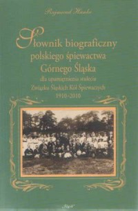 Słownik biograficzny polskiego - okładka książki