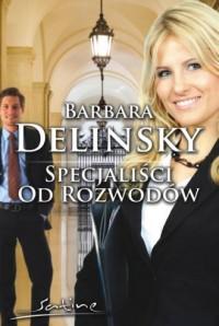 Specjaliści od rozwodów - okładka książki