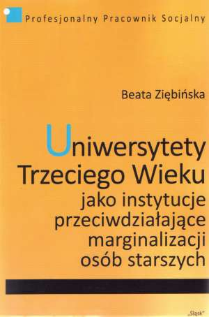 Uniwersytety Trzeciego wieku jako - okładka książki