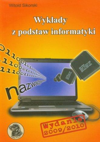 Wykłady z podstaw informatyki - okładka książki