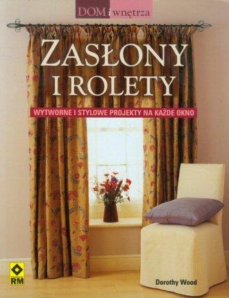 Zasłony i rolety - okładka książki