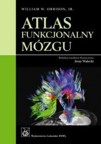 Atlas funkcjonalny mózgu - okładka książki