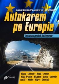 Autokarem po Europie - okładka książki