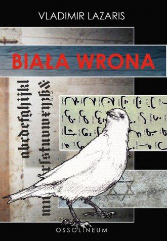 Biała wrona - okładka książki