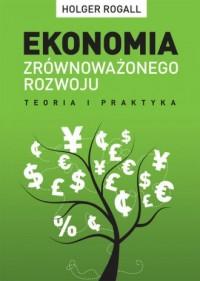 Ekonomia zrównoważonego rozwoju - okładka książki