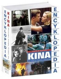 Encyklopedia kina - Wydawnictwo - okładka książki