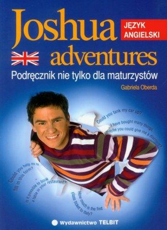 Joshua adventures. Podręcznik nie - okładka podręcznika