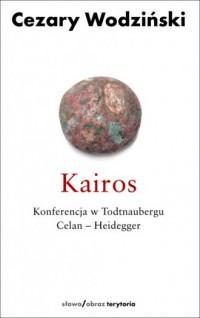 Kairos - okładka książki