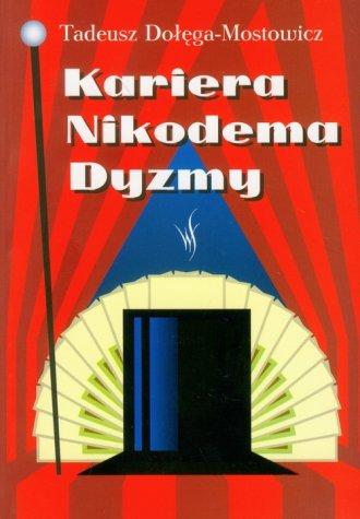 Kariera Nikodema Dyzmy - okładka książki
