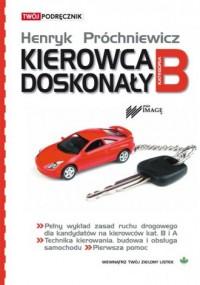 Kierowca doskonały B (+ CD) - okładka książki