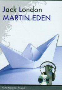 Martin Eden (CD) - pudełko audiobooku