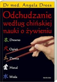 Odchudzanie według chińskiej nauki o żywieniu - okładka książki