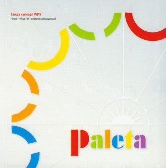 Paleta - tarcze ćwiczeń WP5 - Pinokio - okładka podręcznika
