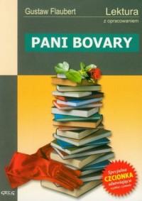 Pani Bovary. Lektura z opracowaniem - okładka podręcznika